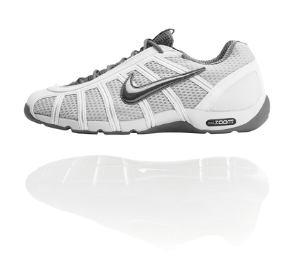 "Nike ""Air Zoom Fencer"" silber"