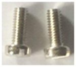 Cylinder head screw for cable spool