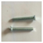 Cylinder head screw for upper shell