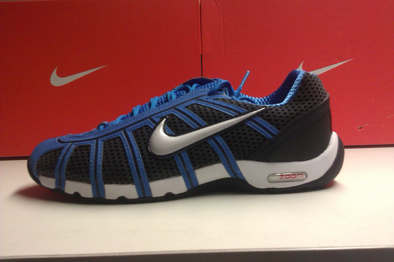 "Nike ""Air Zoom Fencer"" blau"